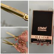 iCandy Scissors iCandy ALL STAR Yellow Gold Scissor & Thinner Bundle (6.5/6 inch) Limited Edition! Review