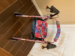 Senior.com Nova Medical GetGo Classic Folding Lightweight Rollators with 6 Wheels Review