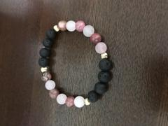 BeadsVenture rose quartz, 8mm, round, matte, 1 strand, 16 inches, approx. 48 beads. Review
