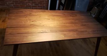 Poly & Bark Cleo 71 Dining Table Review