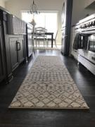 Poly & Bark Rabat Geometric Lattice Area Rug Review