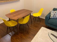 Poly & Bark Malain 47 Apartment Size Dining Table Review