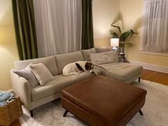 Poly & Bark Latta Right-Facing Sectional Sofa Review