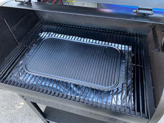 zgrills CAST IRON BBQ PLATE FOR 700 SERIES Review