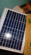 Loom Solar Loom Solar Panel 10 watt - 12 volt for Mobile Charging Review