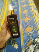 Buywow WOW Skin Science 10 in1 Miracle No Parabens & Mineral Oil Hair Oil - 200 ml Review