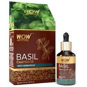 Buywow WOW Skin Science Basil Essential Oil - 15 ml Review