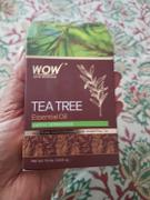 Buywow WOW Skin Science Tea Tree Essential Oil - 15 ml Review