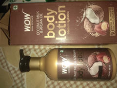 Buywow WOW Skin Science Coconut Milk and Argan Oil Body Lotion, Medium Hydration - 300 ml Review