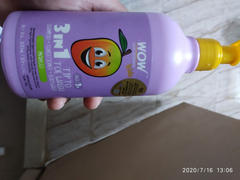Buywow WOW Skin Science Kids Tip To Toe Wash - Shampoo - Conditioner - Body Wash - No Sulphates & Parabens - Mango - 300 ml Review