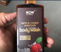 Buywow WOW Skin Science Apple Cider Vinegar Foaming Body Wash - No Parabens, Sulphate, Silicones & Color - 250 ml Review