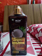 Buywow WOW Skin Science Pineapple & Fresh Coconut Water Foaming Body Wash - No Parabens, Sulphate, Silicones & Color - 250 ml Review
