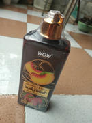 Buywow WOW Skin Science Strawberry & Peach Foaming Body Wash - No Parabens, Sulphate, Silicones & Color - 250 ml Review