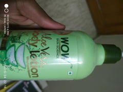 Buywow WOW Skin Science Aloe Vera Body Lotion - Ultra Light Hydration - No Mineral Oil, Parabens, Silicones, Color & PG - 300 ml Review