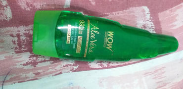 Buywow WOW Skin Science Aloe Vera Multipurpose Beauty Gel for Skin and Hair, 150ml Review