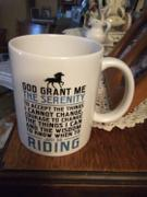 Diverse Threads Horse Riding Serenity - Mug Review