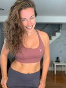 VITAE APPAREL Ultra Support Sports Bra Thulian Pink Review