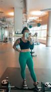 VITAE APPAREL Hyper Flex Leggings Pine Green Review