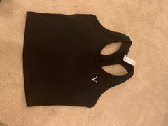 VITAE APPAREL The Victory Tank Top Black Review