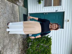 Tara Lynn's Boutique All Neutrals Color Block Maxi Review