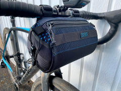 Ornot Handlebar Bag - Black Review