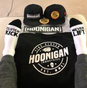 Hoonigan FINISHLINE II crew socks Review