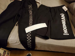 Hoonigan BEAMS jogger sweatpants Review