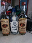 Del Mesa Liquor Tito's Handmade Vodka Review
