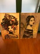 ELEartwall Orientalism Street Art Graffiti Print Canvas Review