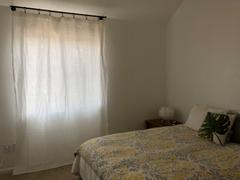 Rough Linen Smooth Linen Curtain Review