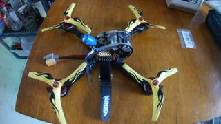 CycloneFPV.com FBXPro-215 Drone Racing Frame Review