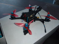 CycloneFPV.com HGLRC Arrow3 FPV Racing Drone PNP BNF 4S 6S Options Review