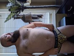Skull & Bones, Inc. Leopard Print Brief Review