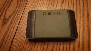 AKEENi STOW Wallet - Rhino Gray Review