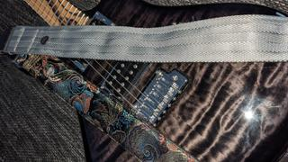 Steyner Straps Nylon Gitarrengurt Heavy Harvey Review