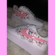 Drip Creationz Dreamy Pink Blossom AF1 Review