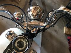 Biltwell Inc. Chumps Handlebars 1 - Chrome Review