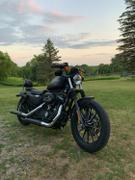 Biltwell Inc. Zed Handlebars 1 - Black Review