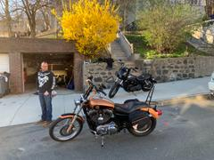 Biltwell Inc. Murdock Risers Black - 12 Review