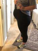 Tupelo Honey Comfy Maternity Cropped Leggings Review