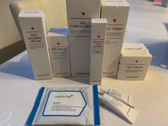 themedicube.com.sg [RED LINE] Total Acne Full Set Review