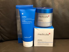 themedicube.com.sg Pore Detox Set (Zero Foam Cleanser + Zero Pore Pad) Review