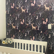 MUSE Wall Studio Navy Woodland Forest Review