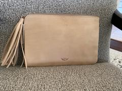 Consuela Diego L-Shaped Clutch Review