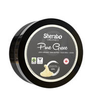 Sherabo Organics PURE GRACE hand Shea butter Review
