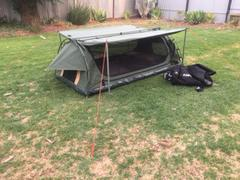 QIKAZZ 4x4 & Camping 23Zero Swag Awning Pole Set Review