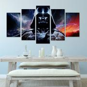 Enjoy Canvas Darth Vader in Storms Review