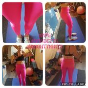 MPG Sport USA Strive High Waisted Recycled Polyester 7/8 Legging Review