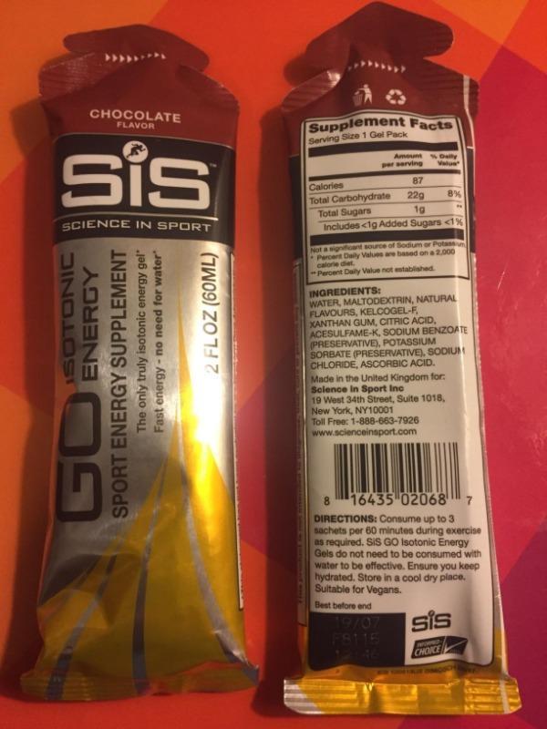 Sis Gels Energy Gel By Science In Sport September 2020 Sale