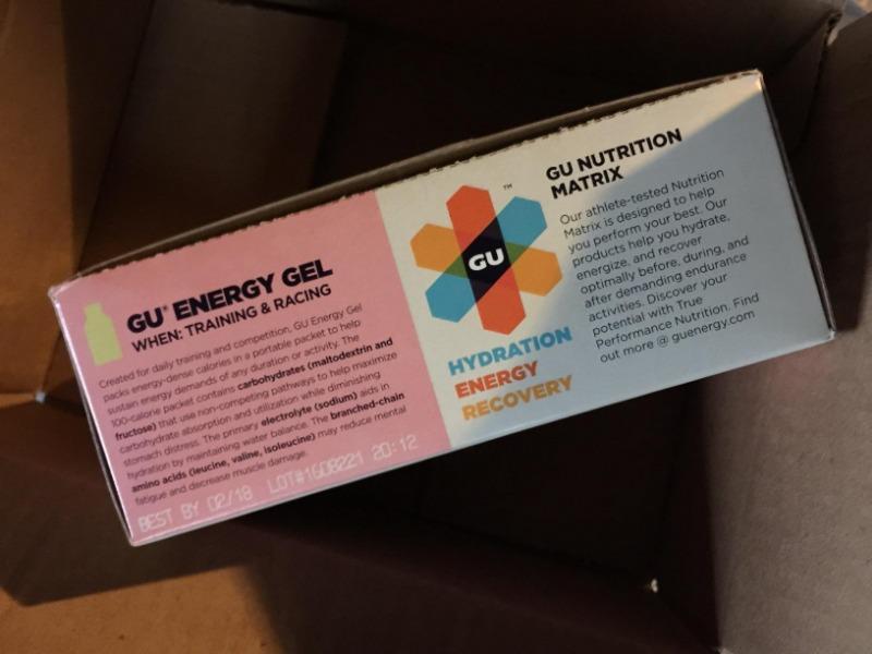 Gu Energy Gel - August, 2020 Sales Event!